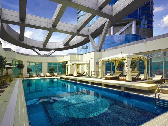 Отель «Langham Place Hotel», Гонконг – бассейн