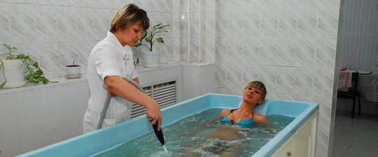 Лечебный бассейн с минеральной водой показания и противопоказания