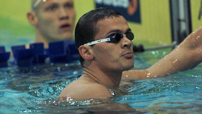 топ лучших пловцов мира