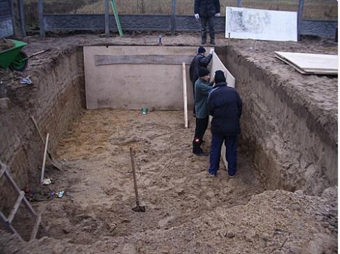 Этапы строительства бассейнов под ключ