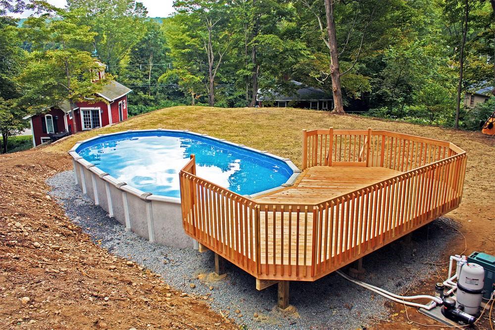 Фильтр – одна из необходимых частей бассейна, без которого находиться в воде не будет комфортно