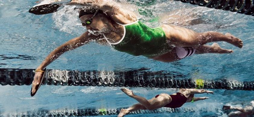 Колобашка используется для того, чтобы спортсмен не подключал работу ног