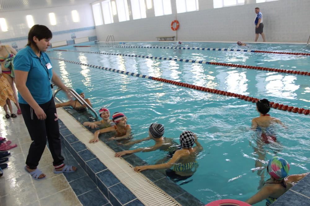 Для начинающих спортсменов младшего возраста важен интерес в плавании