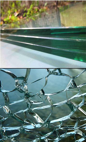 Почему нельзя остеклять бассейны силикатным стеклом