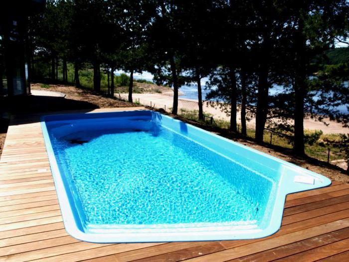бассейн из полипропилена своими руками фото
