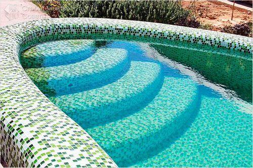 Бассейн своими руками из кирпича - особенности строительства