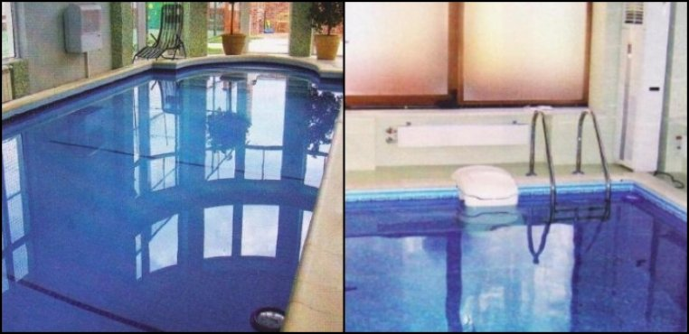 Осушители воздуха, осушение бассейнов