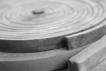 Бентонитовый шнур: общие характеристики, область применения