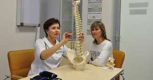 Прием невролога или ортопеда