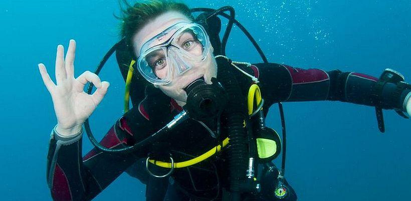 дыхание подводное