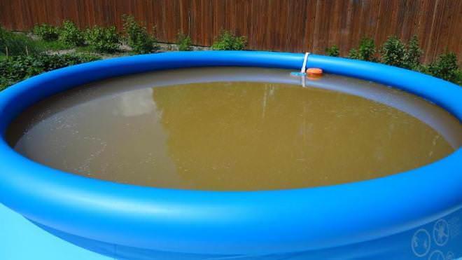 Без применения химических средств вода в бассейне быстро станет непригодной для купания