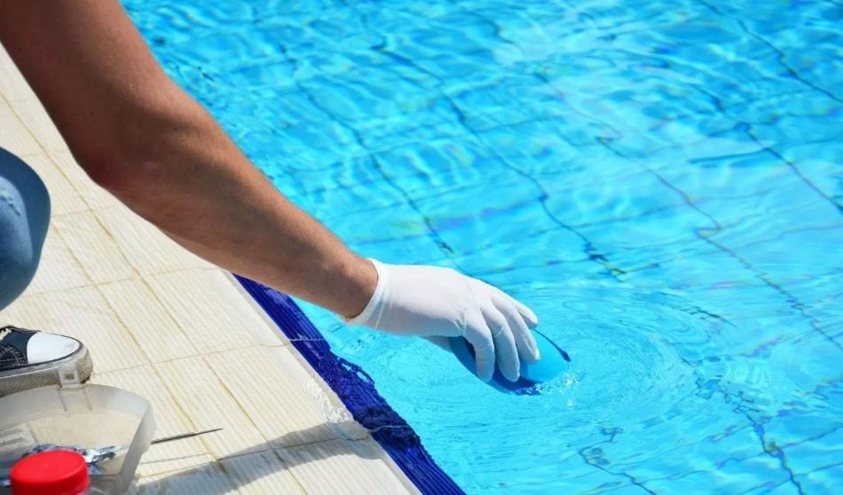 Диффузор с химией для бассейна