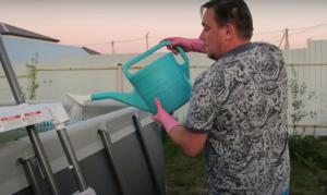 Как использовать перекись водорода для бассейна и сколько добавлять