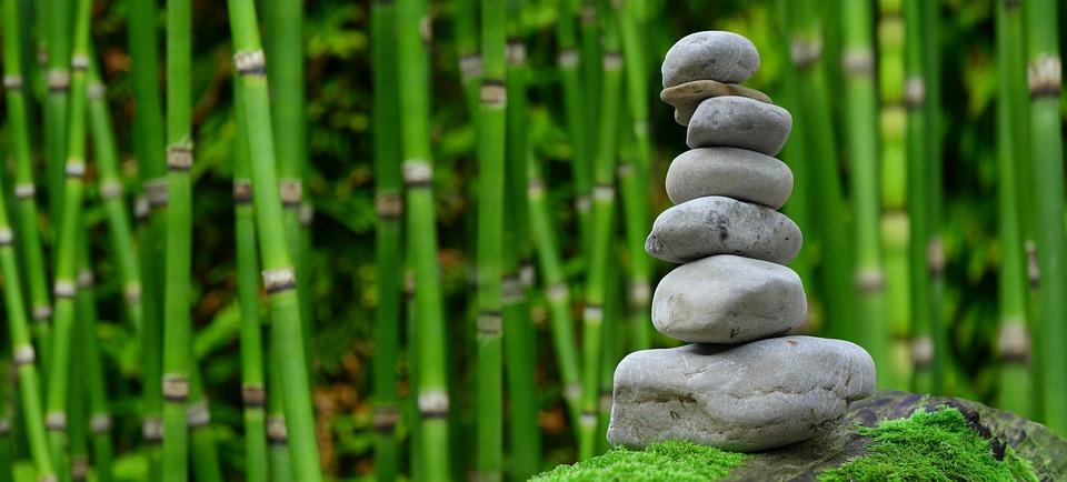 Сады из камней и растений перекликаются с природными пейзажами горных местностей