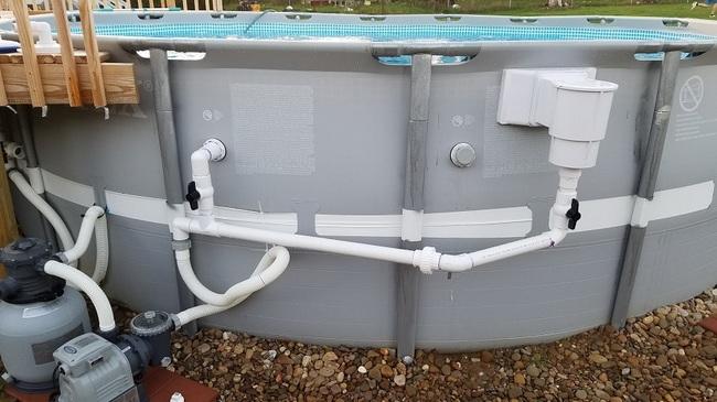 как устроен фильтр для бассейна