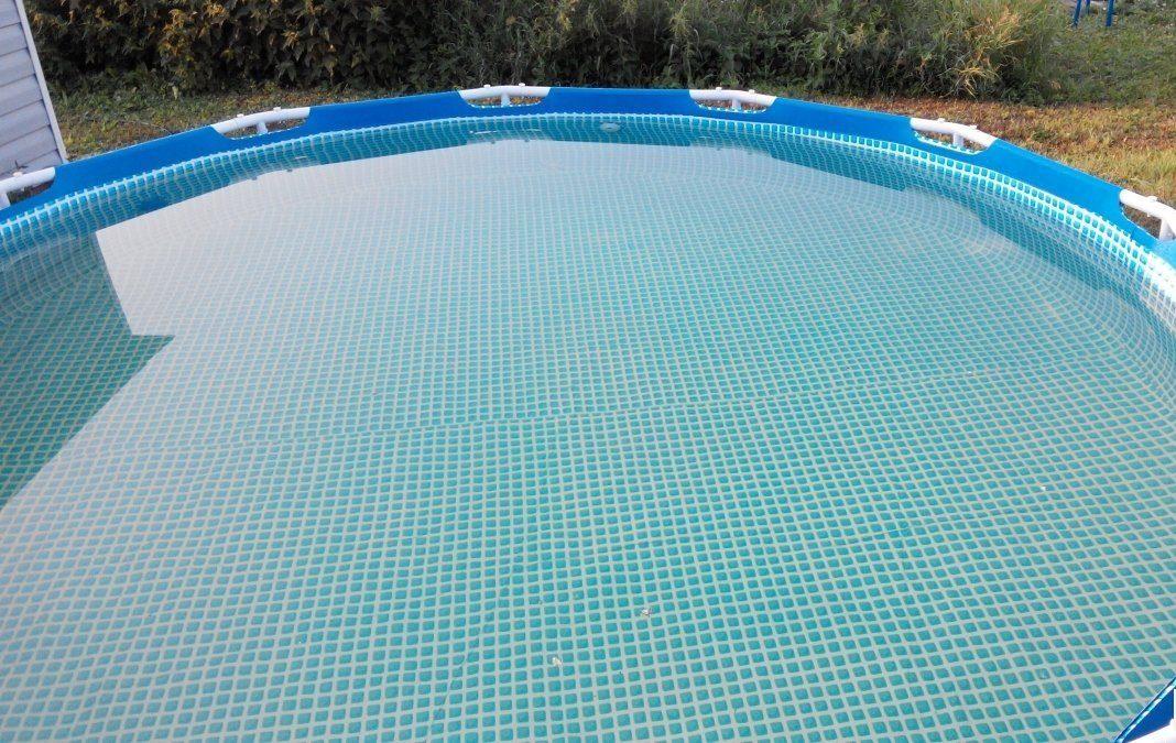 как найти утечку в бассейне
