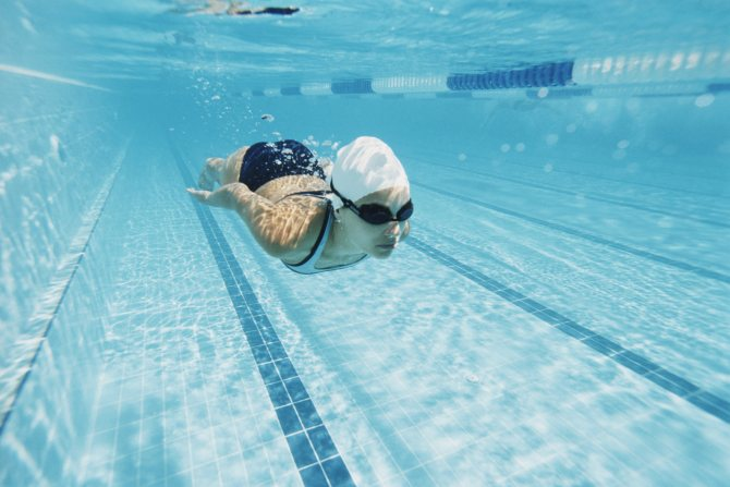 Какие мышцы работают при плавании? — Блог SWIMROCKET