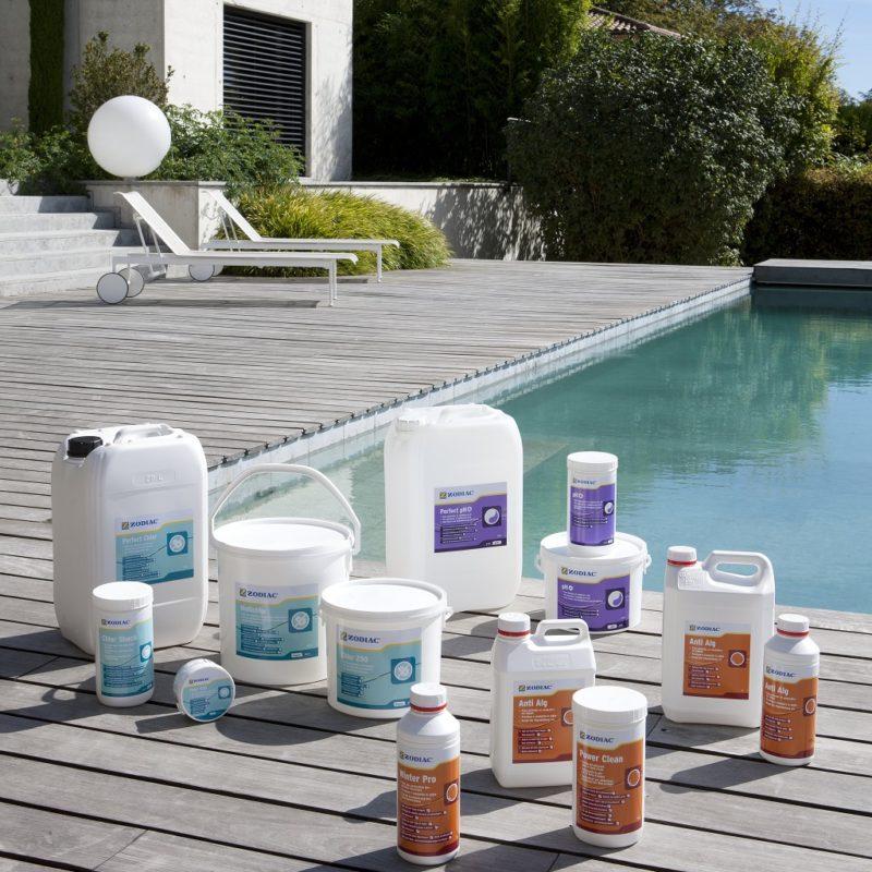 Химические средства для бассейна