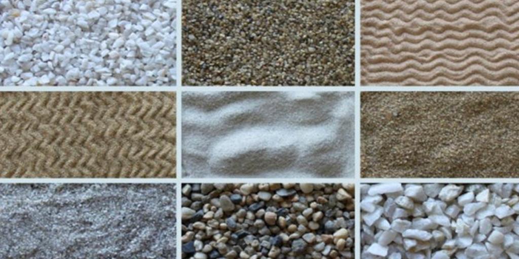 Кварц и кварцевый песок