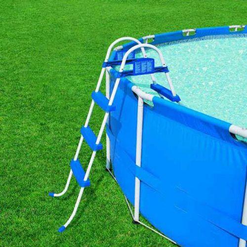 Лестница для бассейна своими руками