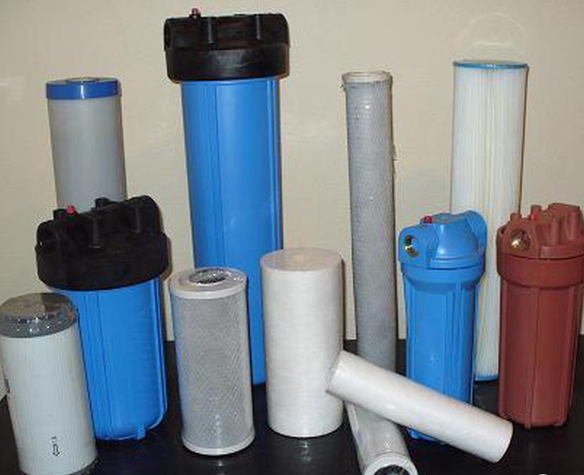 механические фильтры для очистки воды в бассейне