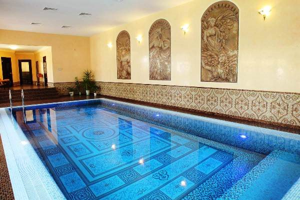 мозаика для бассейна фото 11