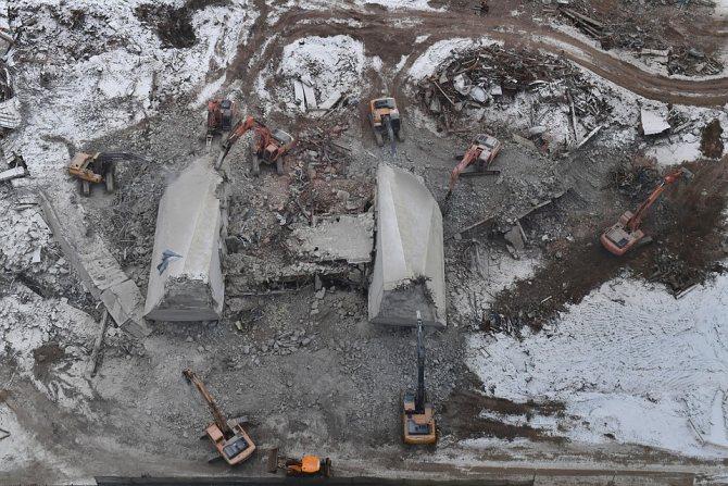 На реставрацию комплекс «Олимпийский» закрыли в январе 2020 года. Фото: Иван МАКЕЕВ
