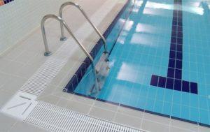 покрытие для бассейна из плитки