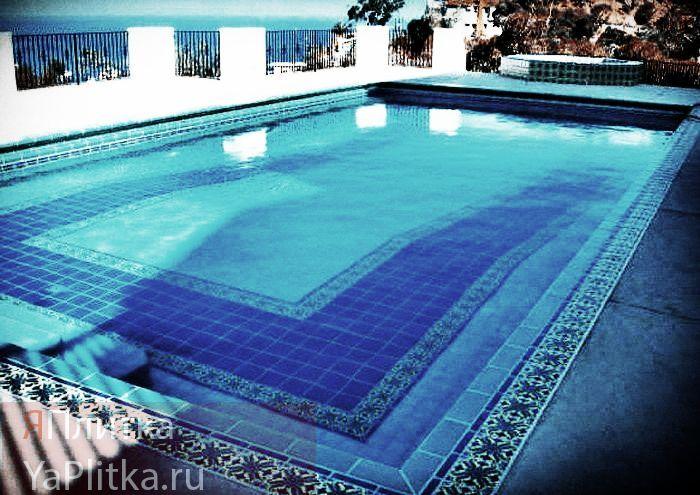 плитка для бассейна цена