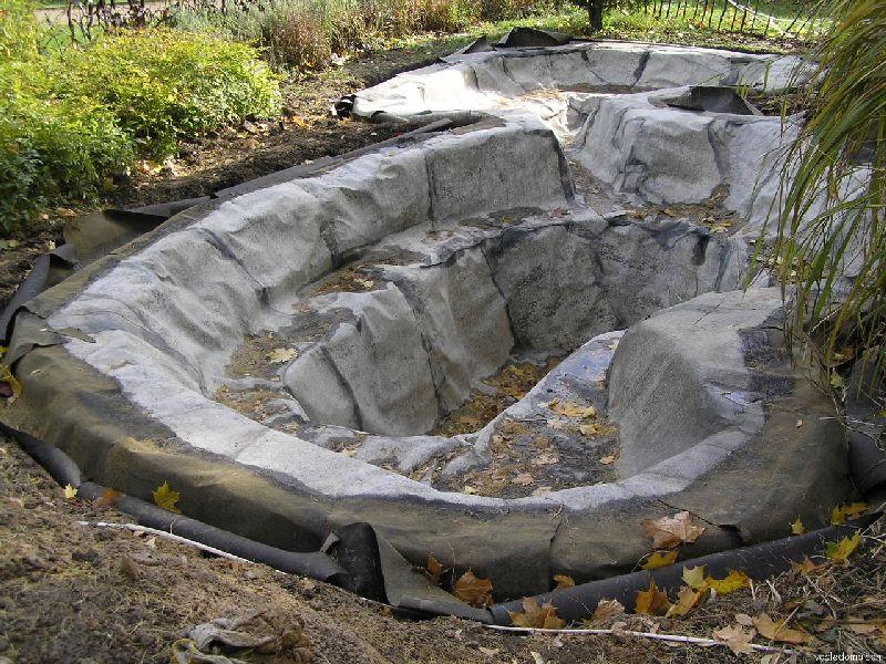 подготовка бассейна