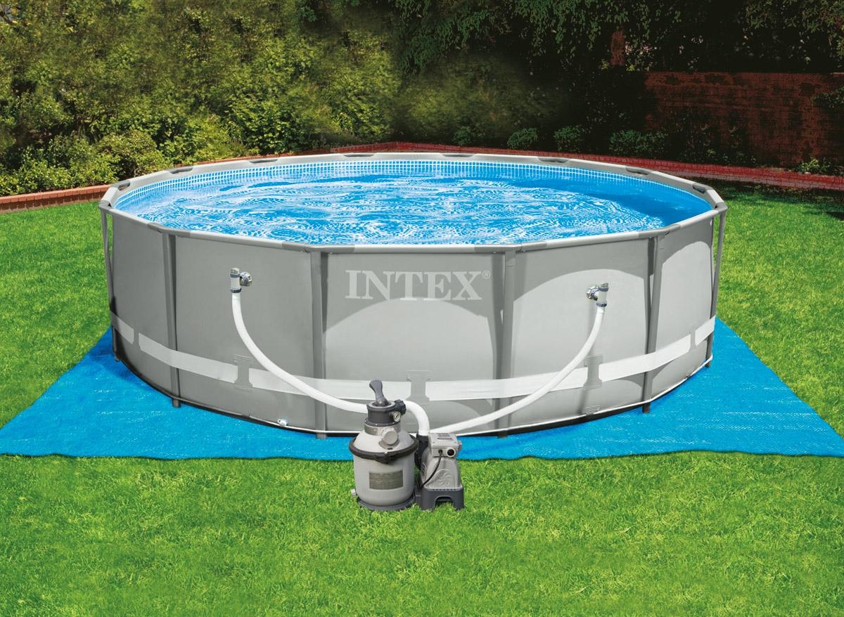 Песочный фильтр для бассейна своими руками лучшие самоделки