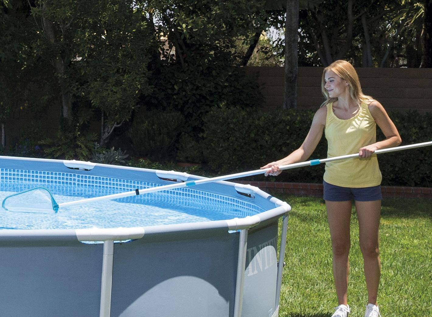 Пылесос для бассейна своими руками: не так сложно, как кажется - Отделка