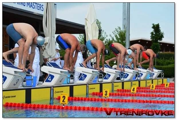 правила плавания на чемпионате