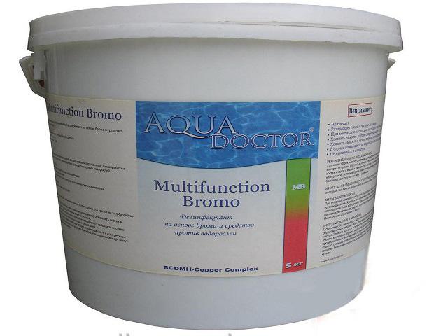 препарат для очистки воды с бромом