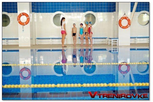 программа тренировок по плаванию
