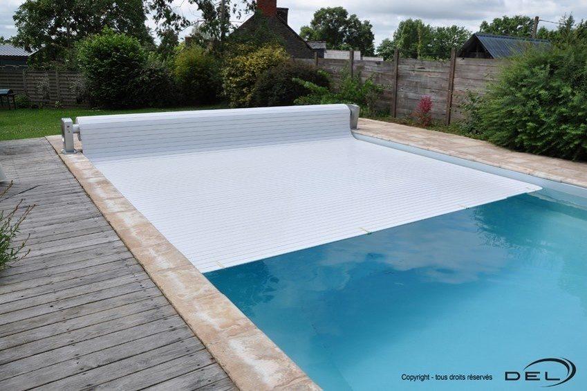 роллетоное покрытие для бассейна