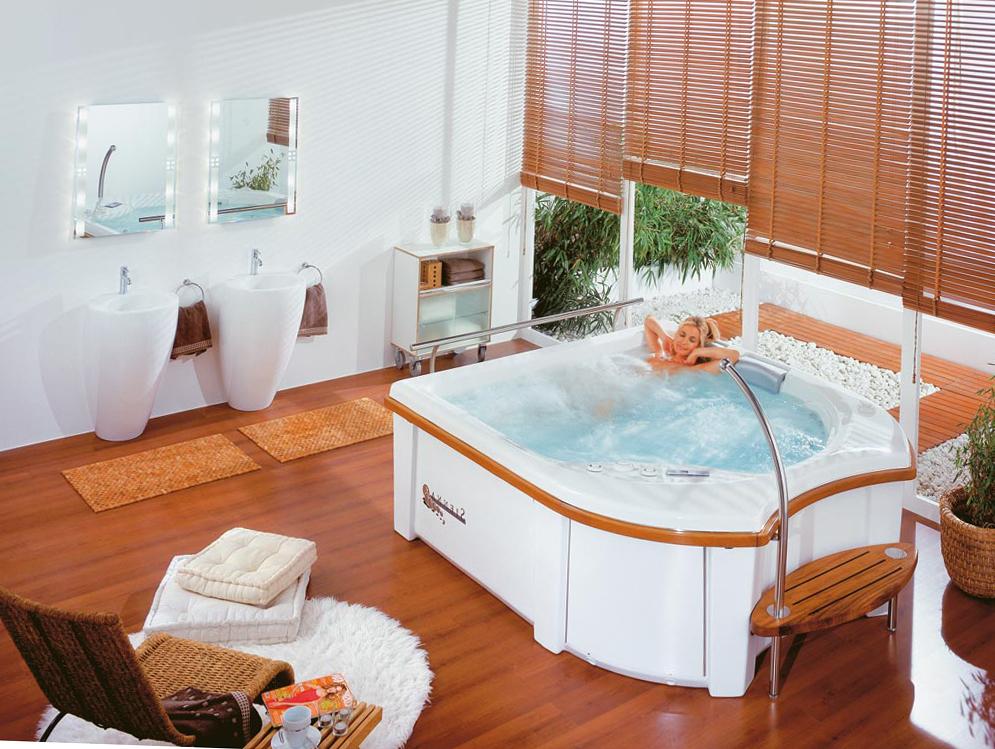 спа бассейн в квартире