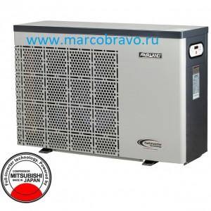 Тепловой насос Fairland Inverter Plus IPHC55 (14,5 кВт/15℃), тепло/холод, инверторный